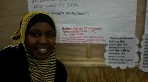 vision board workshop at masjid taqwa